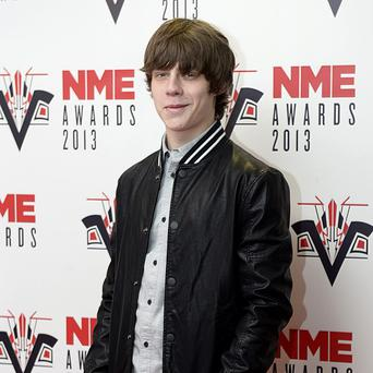 Jake Bugg arriving for the 2013 NME Awards, at the Troxy, London.
