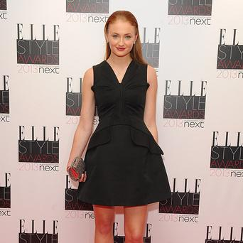 Sophie Turner loves getting into character on Game Of Thrones