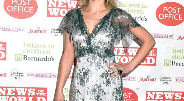 Kelly Adams admitted it's tough to cope with pilot season in the US