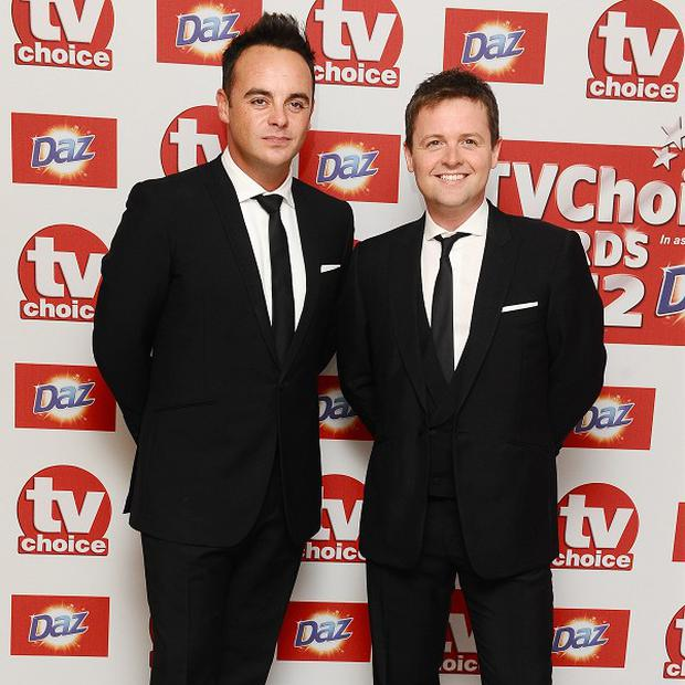 Ant and Dec want to take their Saturday night show on the road