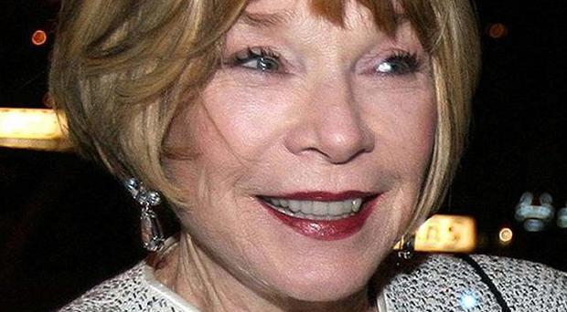 Shirley MacLaine is returning to Downton Abbey
