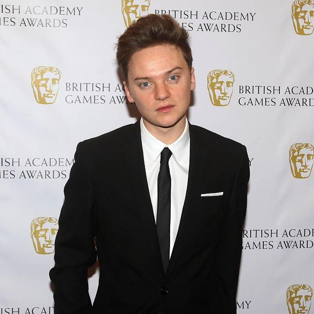 Conor Maynard was at the Bafta Games Awards