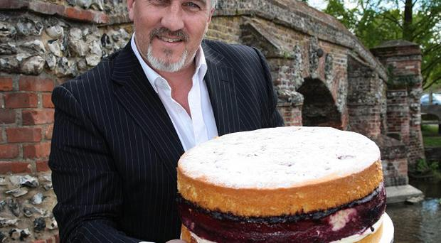 Paul Hollywood is joining the US version of Bake Off