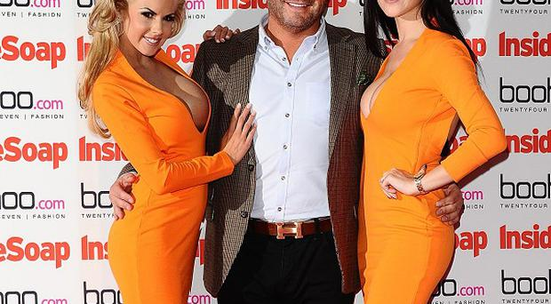 Mick Norcross has quit The Only Way Is Essex