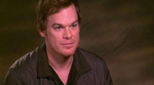 Michael C Hall will be saying goodbye to Dexter after eight series