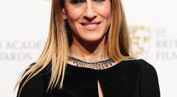 Sarah Jessica Parker says her feet can't handle heels these days
