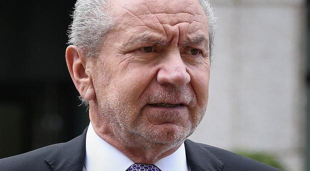 Lord Sugar is accused of the 'constructive dismissal' of Stella English