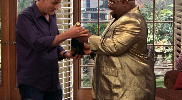 Cee Lo Green has a cameo role in Anger Management