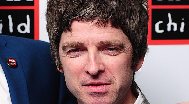 Noel Gallagher is curating the Teenage Cancer Trust gigs