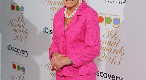 Mary Berrysiad she wouldn't have wanted to work in America