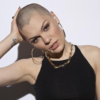 Jessie J shaved her hair off for Comic Relief