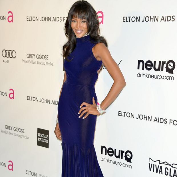 Naomi Campbell is to front new TV talent search The Face