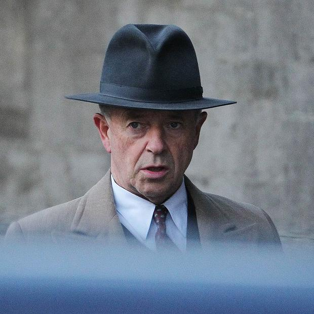 Michael Kitchen stars in ITV drama Foyle's War