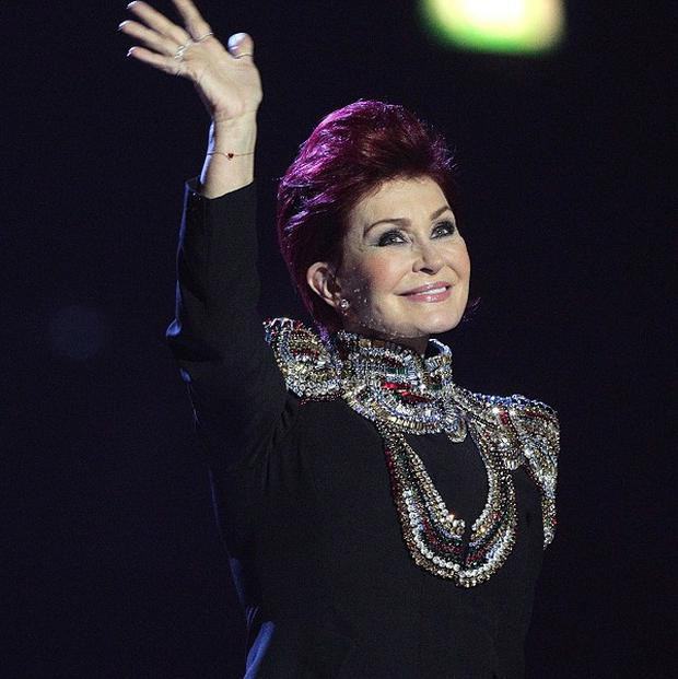 Sharon Osbourne is said to be in the running to return to The X Factor