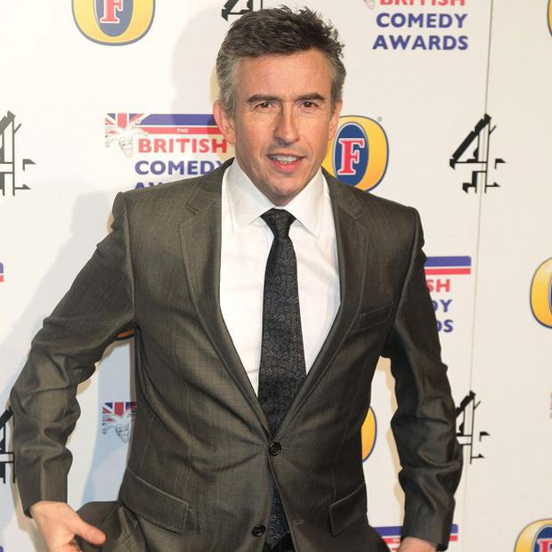 Steve Coogan has a new US TV role, according to reports