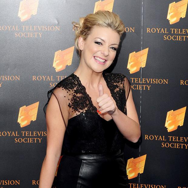 Sheridan Smith loves her work too much to worry about being single