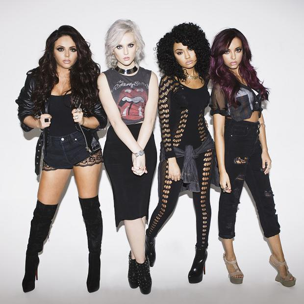 Little Mix have Missy Elliott rapping on their latest single