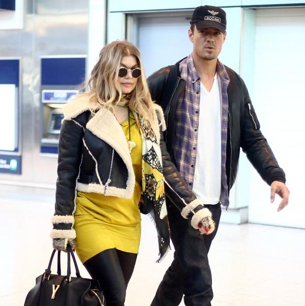 Fergie and husband Josh Duhamel are excited about becoming parents