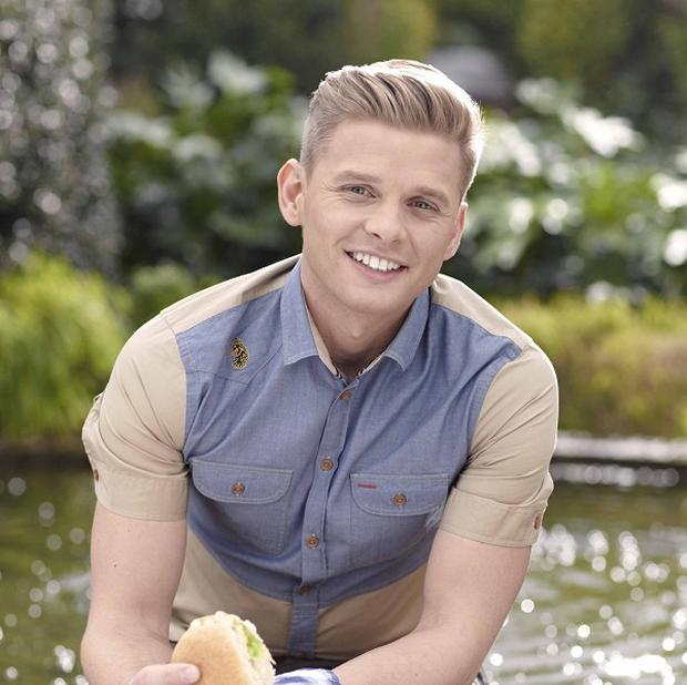 Jeff Brazier enjoys his TV presenting work