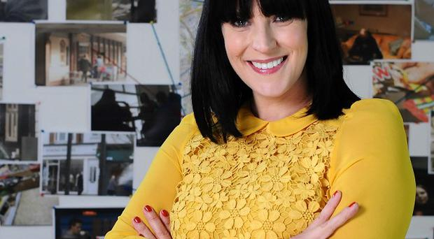 Anna Richardson is back for a new series of Secret Eaters