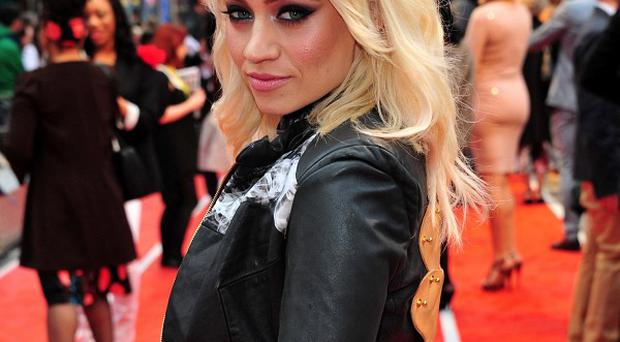 Kimberly Wyatt has given herself three years before she settles down