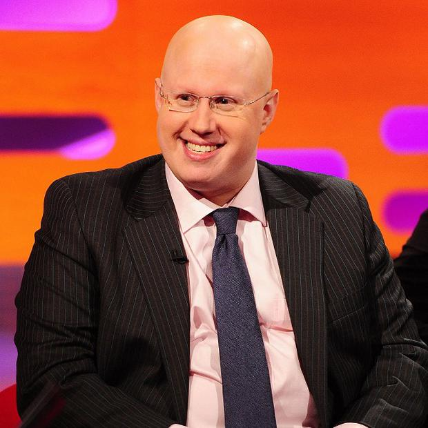 Matt Lucas said he has always been a fan of visual comedy