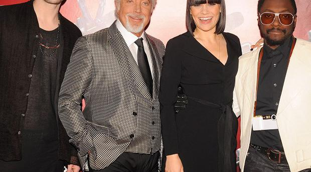 Sir Tom Jones said The Voice coaches were given some suggested lines