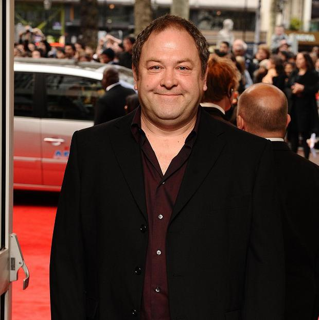 Mark Addy is heading up the cast of new BBC TV series Atlantis