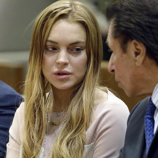 Lindsay Lohan has a new man in her life