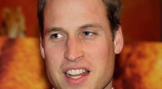 The Duke of Cambridge features in the BBC TV documentary
