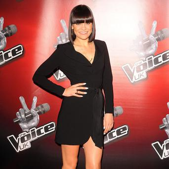 The Voice's Jessie J grumbled about fellow coach Willi.i.am
