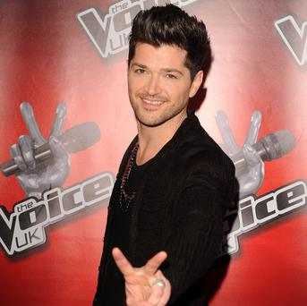Danny O'Donoghue is a coach on The Voice, which returns at the weekend