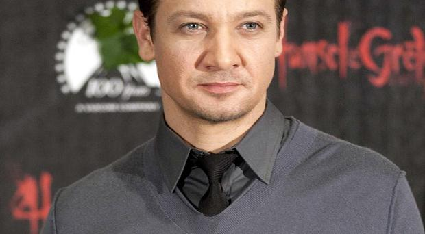 Jeremy Renner is 'beyond thrilled' after becoming a father