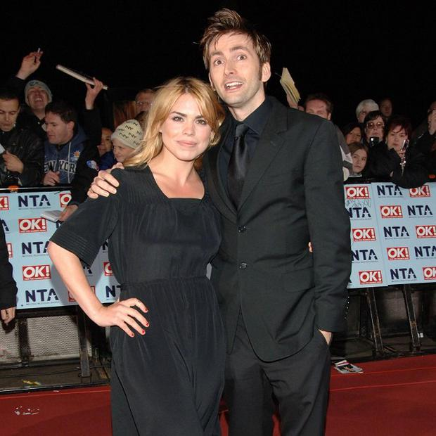David Tennant and Billie Piper are to return to Doctor Who for the show's 50th anniversary