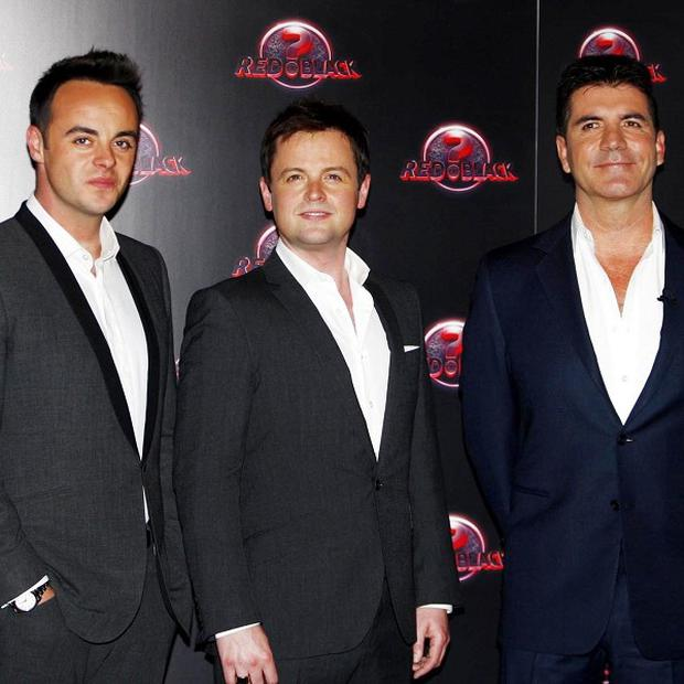 Simon Cowell appeared in the latest episode of Saturday Night Takeaway with Ant and Dec