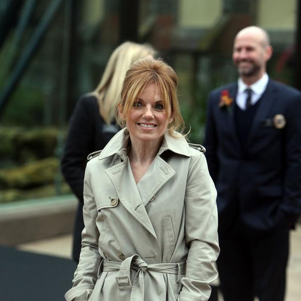 Geri Halliwell feared she might face criticism on Twitter, but has now embraced tweeting
