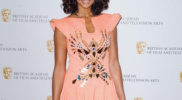 Alesha Dixon said there still aren't many black women on prime time television