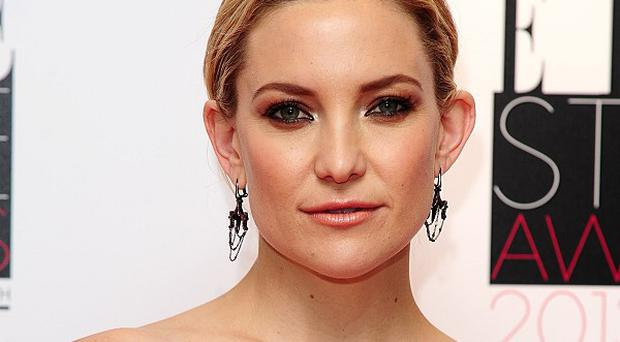 Kate Hudson became pregnant soon into her relationship with Matt Bellamy