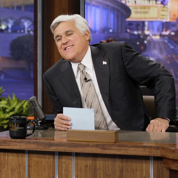Jay Leno has announced that he is leaving The Tonight Show