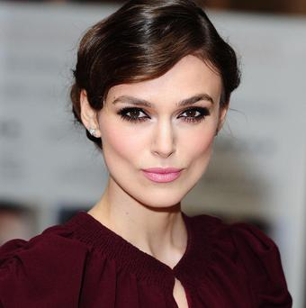 Keira Knightley has no plans for a big wedding