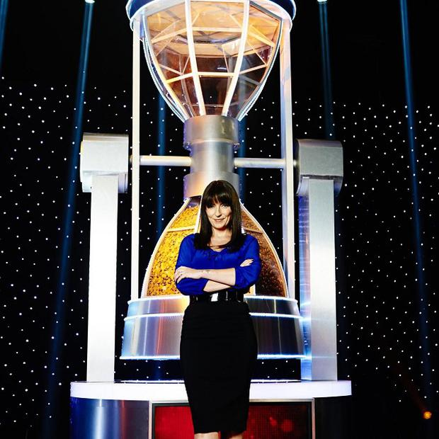 Davina McCall presents Channel 4's 5 Minutes To A Fortune