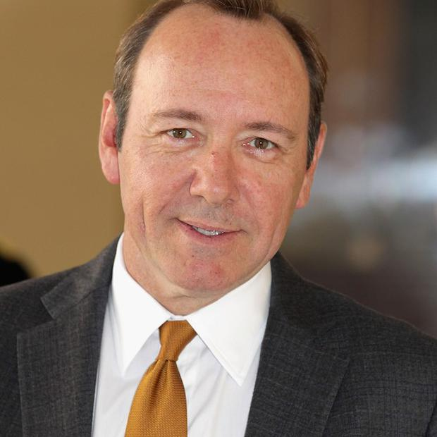 Kevin Spacey starred in the recent US version of House of Cards