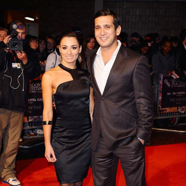 Flavia Cacace has said she was surprised when Jimi Mistry proposed to her