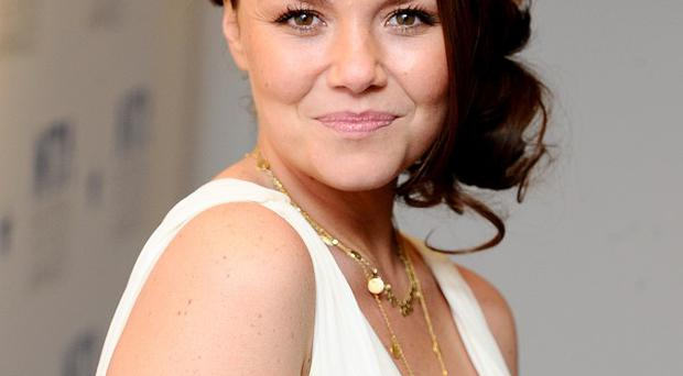 Charlie Brooks was the winner of I'm A Celebrity 2012
