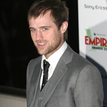 Jonas Armstrong will star in a BBC adaptation of Moby Dick