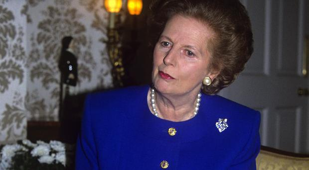 The second act of the musical Billy Elliot begins with the song Merry Christmas Maggie Thatcher