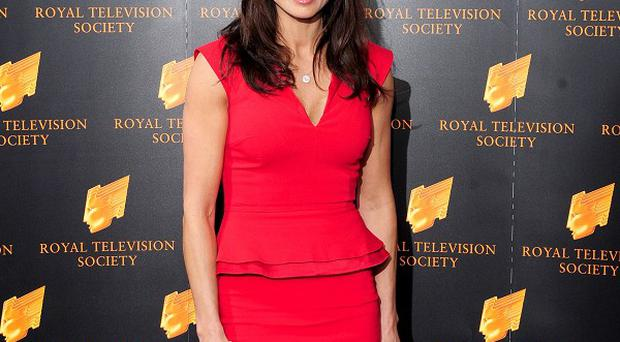 Melanie Sykes is back for a new series of Let's Do...