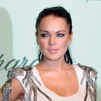 Lindsay Lohan says her forthcoming stint in rehab is a 'blessing'