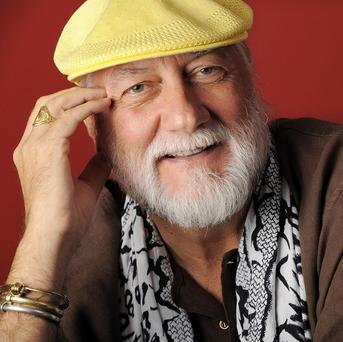 Mick Fleetwood has filed for legal separation from his wife Lynn Frankel Fleetwood (AP/Chris Pizzello)