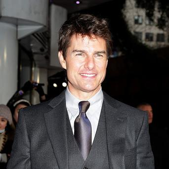 Tom Cruise said he wasn't expecting the split from Katie Holmes